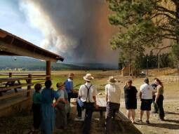 West Kootenai Community Caribou Fire Posted on: 09/02/17 07:47 pm