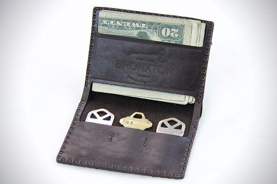 Bronxton The Key Wallet