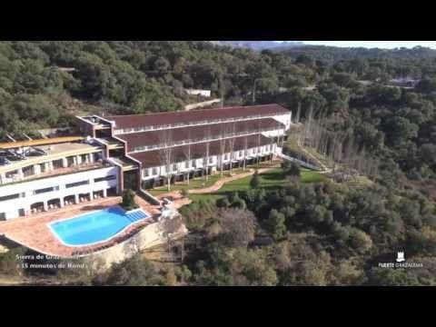 Hotel Fuerte Grazalema Aerial Video - http://www.nopasc.org/hotel-fuerte-grazalema-aerial-video/