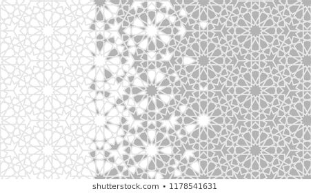Tile Repeating Vector Border Geometric Halftone Stock Vector Royalty Free 1138949945 In 2020 Vector Pattern Pattern Art Halftone Pattern