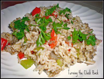Cajun Style Dirty Rice