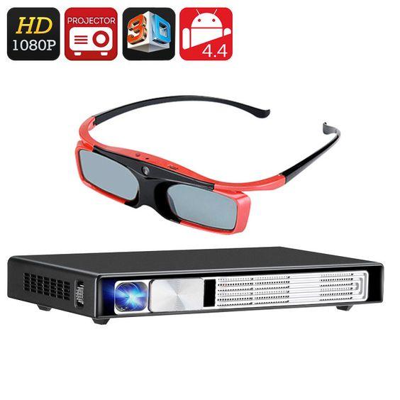 Full HD 3D DLP Projector