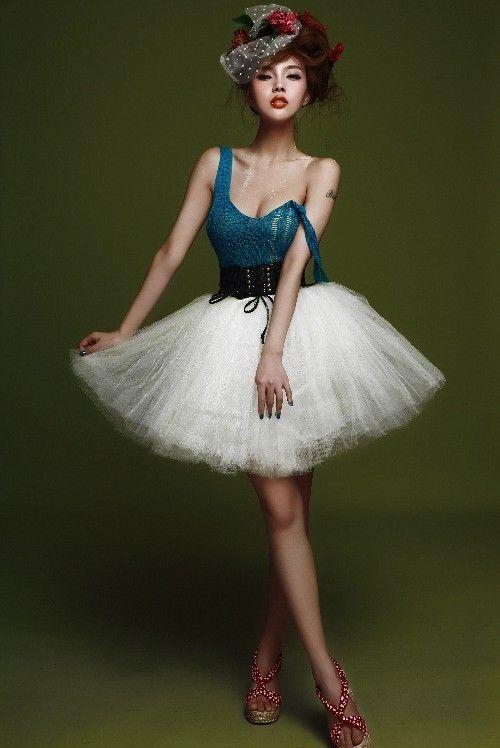 Dress - inspired by Swan Lake