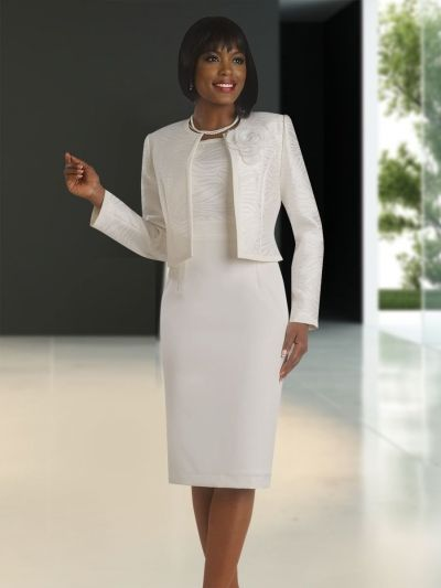 Ben Marc Executive 11313 Womens Wedding Suit is a stunning 2pc