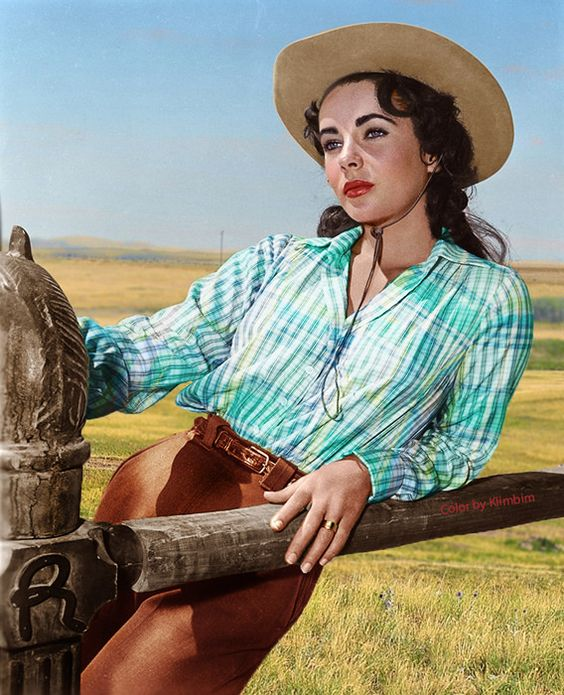 Elizabeth Taylor | by klimbims | Elizabeth Taylor ...