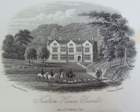 Newton Surmaville was built between 1608 through 1612 by my 11th Great Grand Father, Robert Harbin. Also known as Harbin Manor. It is located in Yeovil, Somerset, England. Until August 2006, after the passing of Sophia Rawlins - Newton Surmaville had been continuously occupied by a long line of descendants of Robert Harbin for over 396 years! My visit in March 2002 is an experience that I will never forget.