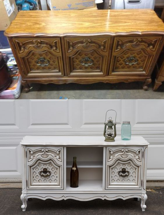 Shabby Chic Tables And Paint On Pinterest