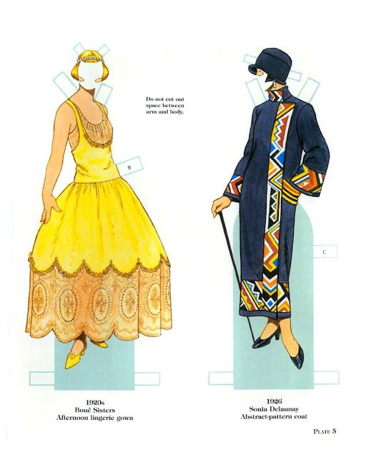 French fashion designers 1900 1950 paper dolls fashion designers