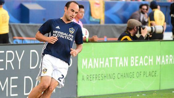 Landon Donovan is returning to the LA Galaxy and Klinsmann thinks it's pretty cool!