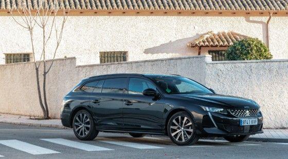 Prueba Peugeot 508 Sw Gt Line Puretech 180 Eat8 Uno De Los Familiares Mas Agiles Y