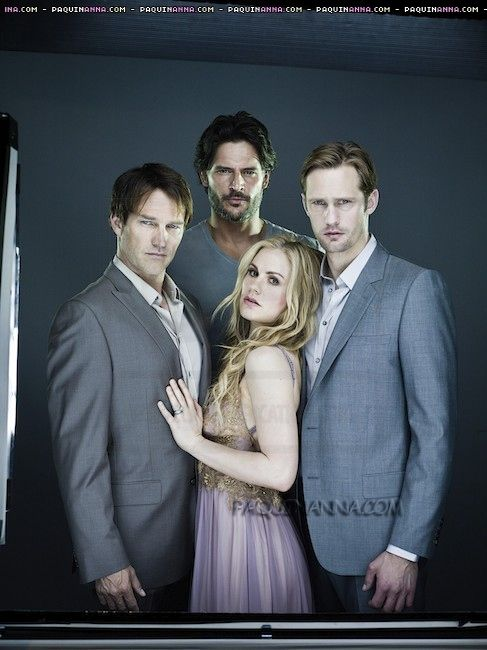 Sookie and her boys.