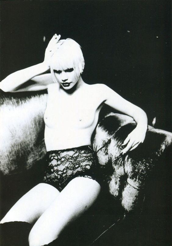 Nikki, New York, 1996, by Ellen von Unwerth