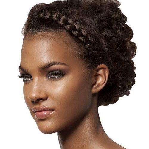 50 Schone Schwarze Frisuren Fur Afroamerikanische Frauen Afroamerikanische Frauen Frisuren Schone Schwarze Schwarze Frisuren Afro Irokesenschnitt