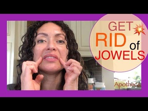 How To Get Rid Of Jowls On The Face