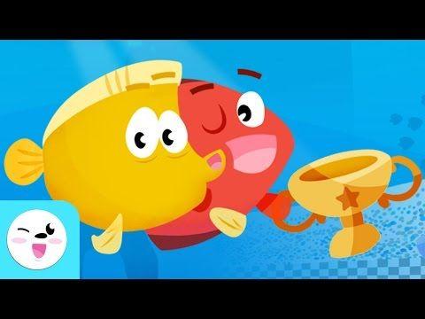 Cuento Sobre La Amistad Y El Mar Para Niños Copa Arrecife Youtube Cuentos Interactivos Para Niños Educación De Valores Proyectos De Animales
