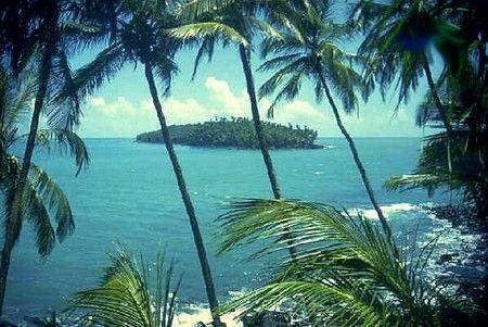 Iles du Salut- French Guyana