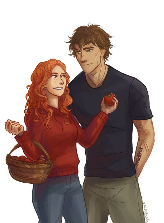 Scarlet and Wolf for the tlc shipweeks! Scarlet and Wolf are from the Lunar Chronicles by Marissa Meyer ~Used Paint Tool Sai and Wacom Bamboo tablet: