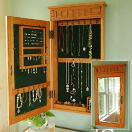 This is a good solution for jewelry hanging, but at $219 DIY could be a good option.