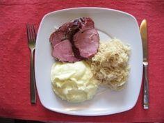 Rezept: Kassler mit Sauerkraut