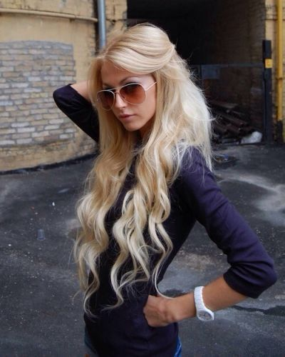 long hair | on Fashionfreax you can discover new designers, brands & trends.
