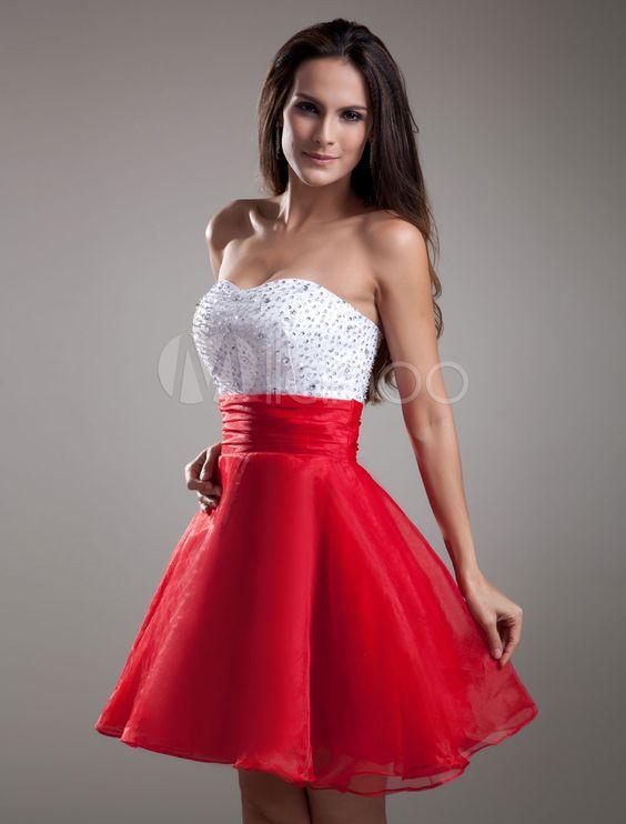 #Milanoo.com Ltd          #Prom Dresses             #Modern #A-line #Beading #Sweetheart #Neck #Short #Prom #Dress                Modern A-line Beading Sweetheart Neck Short Prom Dress                                                  http://www.snaproduct.com/product.aspx?PID=5727619