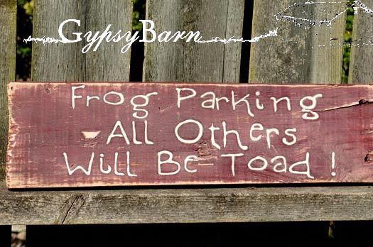 Peppers Stuffed With Tofu Recipe Funny Garden Signs Garden Signs Garden Crafts