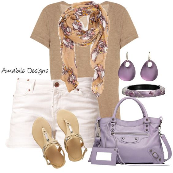 Ready for summer by amabiledesigns on Polyvore