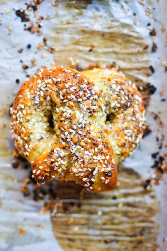... pretzels meals recipe soft pretzels vanilla sugar everything pretzel