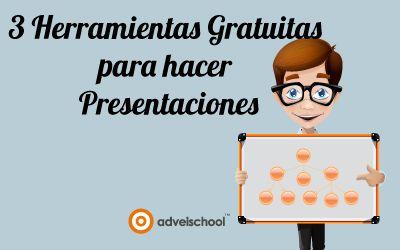 3 Herramientas Gratuitas para hacer Presentaciones
