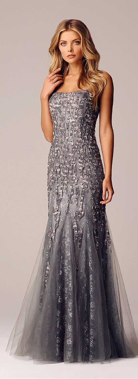Alberto Makali - Prom Gala Ball Dress Evening Gown  Dresses ...