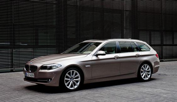 Fahrbericht: BMW 520d Touring *2012 Modell*