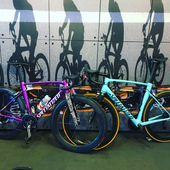 Specialized Allez LTD colours