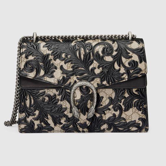 chleo bag - Gucci Dionysus Arabesque shoulder bag | ?|| Accessories ...