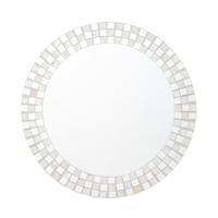 ウォールミラー シェル フランフラン 鏡 天然 キラキラ