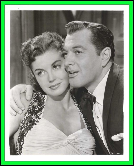 "Esther Williams Tony Martin in ""Easy to Love"" Original Vintage Photograph 1953 