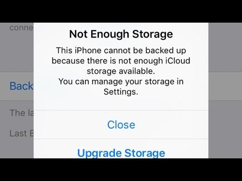 My Icloud Back Is Full What Should I Do Google Search Icloud