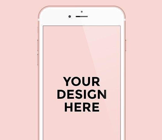 Templates, iPhone 6 and iPhone