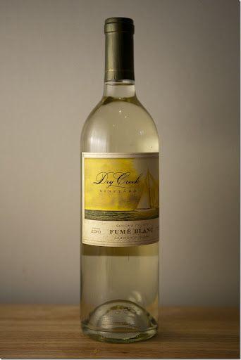 2010 Dry Creek Fume Blanc (Sauvignon Blanc)