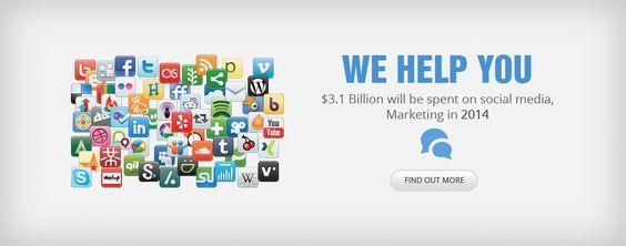 Marketing des médias sociaux Désigne le processus d'acquisition de trafic ou d'attention site à travers des sites de médias #sociaux. Programmes de marketing des #médias sociaux Cente Habituellement
