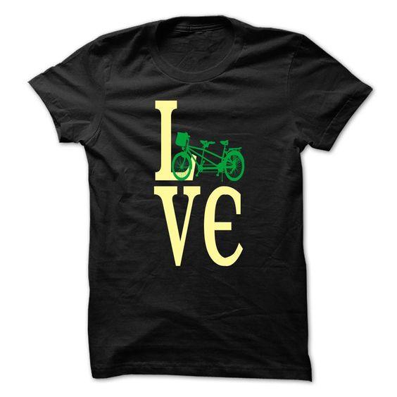 LOVE bicycle (ver48) T Shirt, Hoodie, Sweatshirts - t shirt designs #hoodie #Menswear