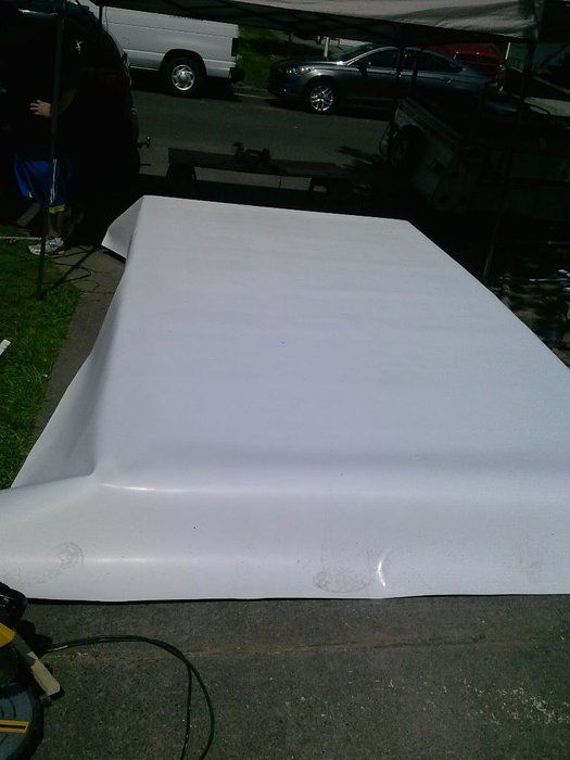 Tent Trailer Roof Re Build Tent Trailer Tent Trailer Camping Roof Tent