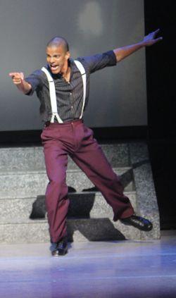 Danceparent101.com Best age to start dancing - Tap Dancer Micheal Wood began dancing age 18.