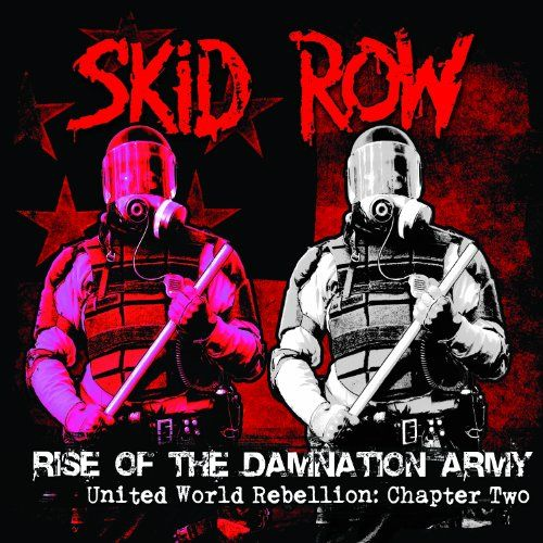 Skid Row - Rise Of The Damnation Army: United World Rebellion- Chapter Two, Grey