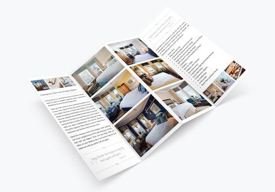 Hotel Brochure Design  Graphic Design  Website Design  Luxury