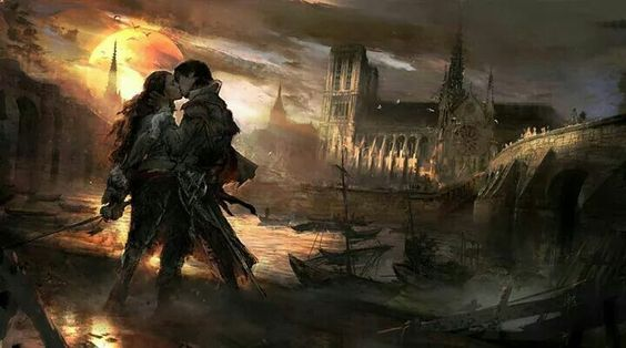 Assassin's Creed Unity - Arno & Elise
