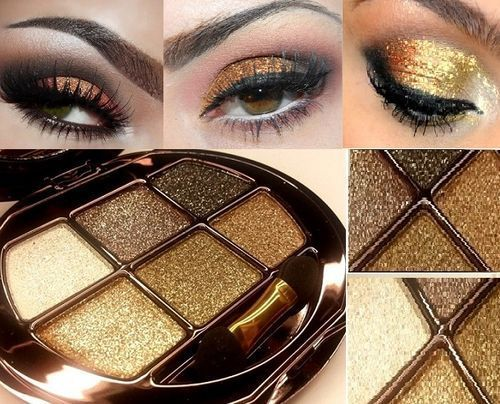 Diamond Bright Colorful 6 Colors Super Flash Eye Shadow. Starting at $4