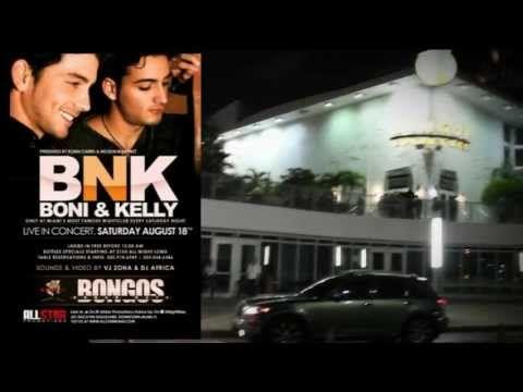 BNK in BONGOS CUBEAN CAFE 2012 - ALLSTAR PROMOTION