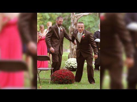 Der Vater Der Braut Stoppt Die Hochzeit Dann Zieht Er Den Stiefvater Zum Altar Youtube