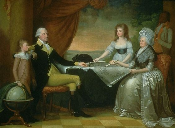 The Washington Family by Edward Savage, 1789-1796 (National Gallery of Art)
