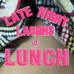 Late Night Laughs at Lunch   Comedy   Edinburgh Festival Fringe